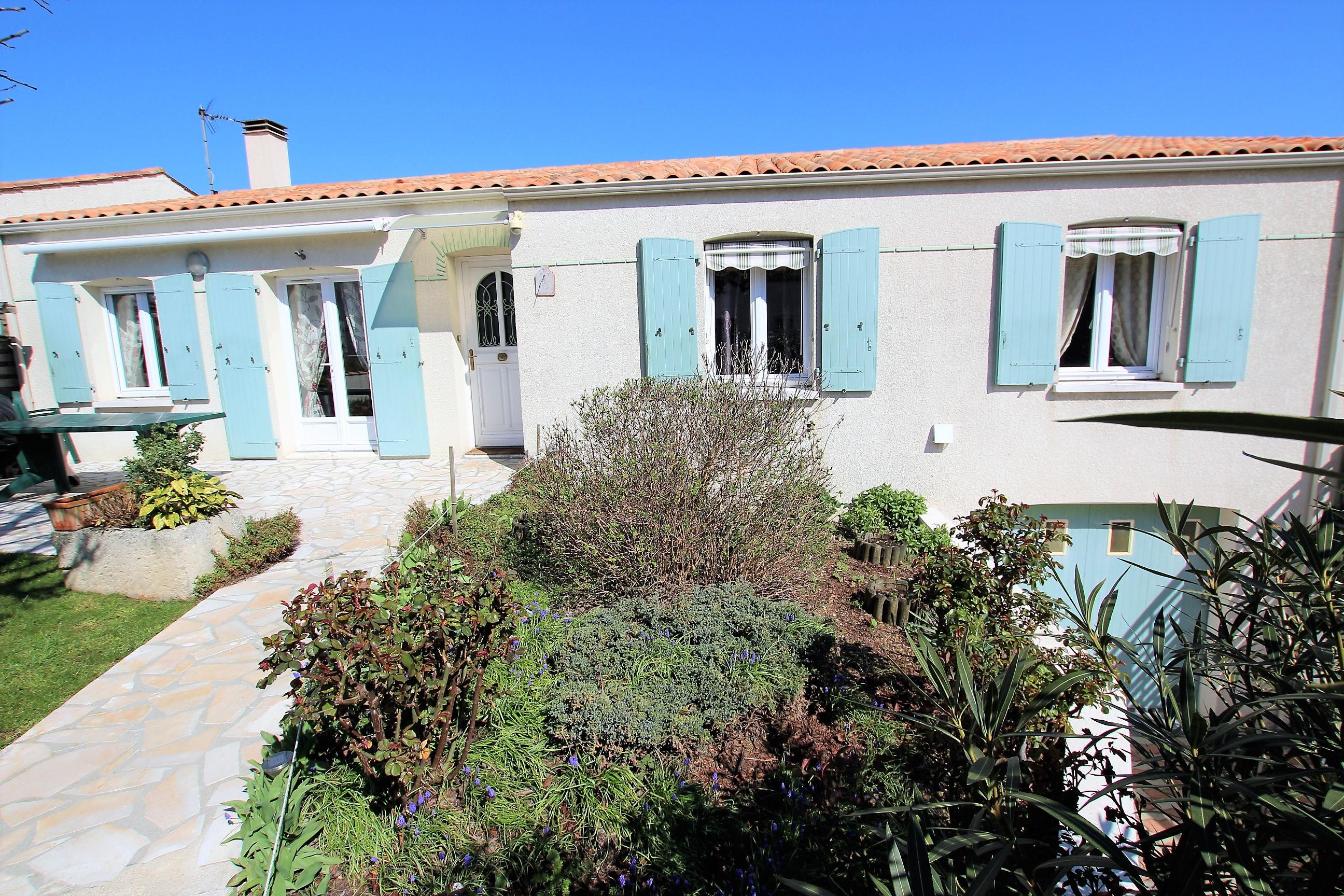 Achat Maison : La Rochelle - Maison de plain pied (8 La