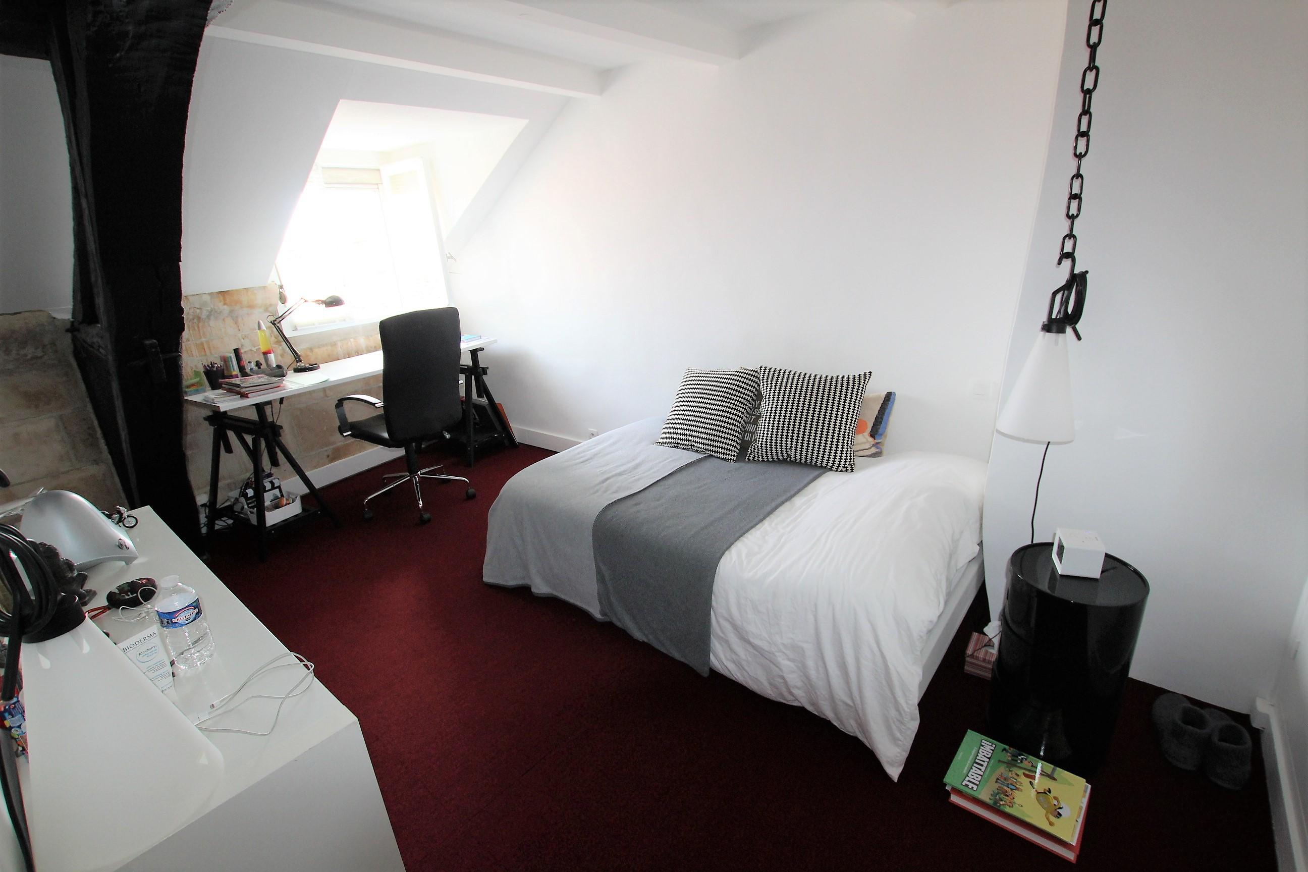 achat appartement la rochelle centre ville 300 m du. Black Bedroom Furniture Sets. Home Design Ideas